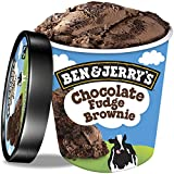 Ben & Jerry's Classic Chocolate Fudge Brownie Ice Cream, 500 ml