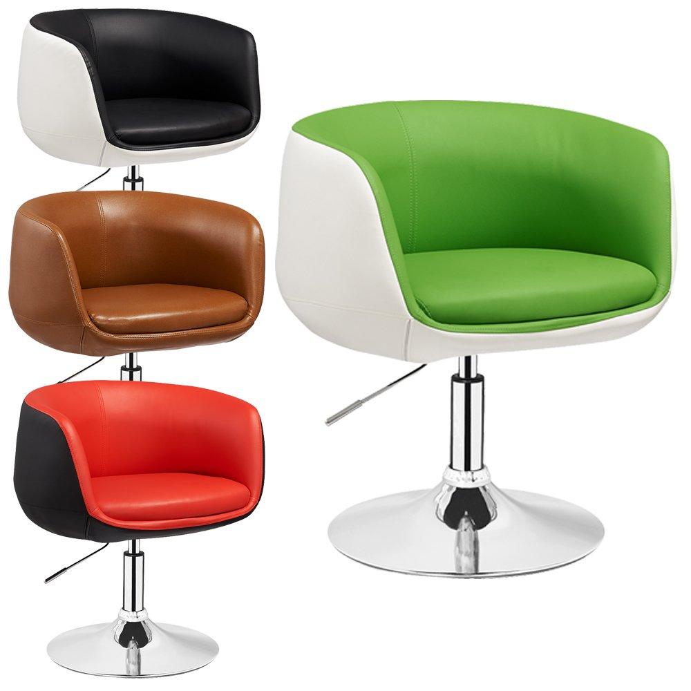 Lounge sessel retro  Lounge Sessel Herbert - 2 farbig - höhenverstellbar - Clubsessel ...