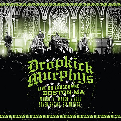 Dropkick Murphys: Live on Lansdowne Boston Ma [Vinyl LP] (Vinyl)