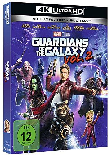 Guardians of the Galaxy 2 – Ultra HD Blu-ray [4k + Blu-ray Disc] - 2