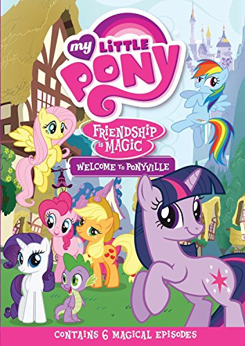 Friendship is Magic - Welcome To Ponyville