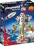 Playmobil 9488Juguete–Mars de Cohete con Start Rampa