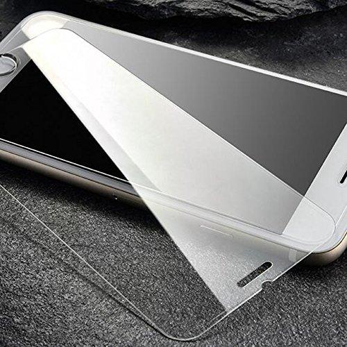 iphone 6 Silikon Hülle,SUNAVY 360-Grad Ultra-Dünn Anti-stoß Weich Schutzhülle,Inklusive ein Geschenk Gehärtetem Displayschutzfolie für Apple 6s,4.7zoll,Schwarz Transparent
