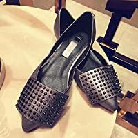 BTJC Rivetto esplosiva nuova primavera scarpe scarpe scarpe con tacchi