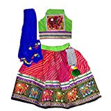 Kids Cotton Lehenga Choli,with duppata.,...