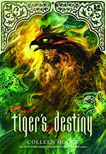 Tiger's Destiny (Tiger Saga) por Colleen Houck