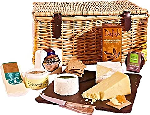 Devon Cheese Hamper - Standard Box