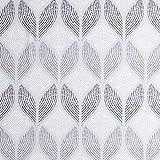 Fabulous Fabrics Halb Panama Dekostoff Bogota – grau —