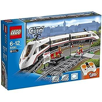 Lego 60051 Treno passeggeri alta velocità