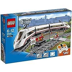 LEGO City - Tren de pasajeros de alta velocidad (60051)