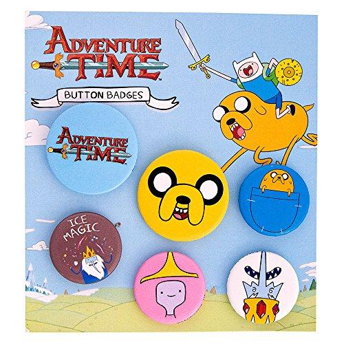 gb-eye-ltd-adventure-time-jake-set-di-spille