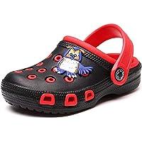 Nasogetch Kids Clogs Boys Girls Garden Shoes Toddler Slip On Sandals Pool Beach Shower Summer