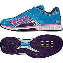 huge discount 92ad1 6645a adidas Damen-Handballschuh ADIZERO COUNTERBLAST 7