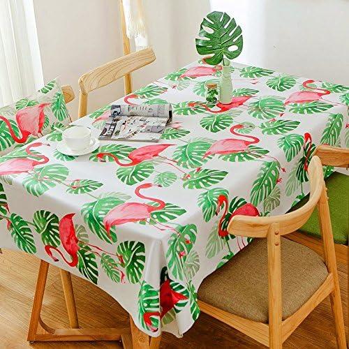 110170 110170 110170 cm verde Leaf fenicottero scandinavo moderno Instagram Garden picnic rettangolare da pranzo tovaglia in cotone lino quadrato eco-friendly copre B076H3PYTX Parent | Premio pazzesco, Birmingham  | Fashionable  | Economici Per  2feb4e