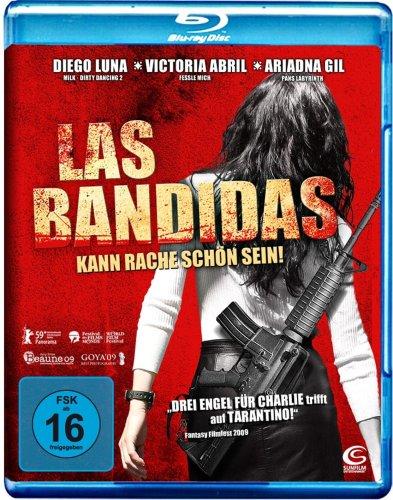SUNFILM Entertainment Las Bandidas - Kann Rache schön sein! [Blu-ray]