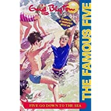 Five Go Down To The Sea: Book 12 (Famous Five, Band 12)