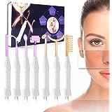 Máquina facial de alta frecuencia TwoWin, 7 electrodos Gas argón Violeta Gas neón Naranja Belleza Cuidado de la piel Acné Man