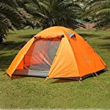 Getko 6 Person Waterproof Tent \ Camping Dome Tents