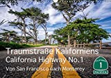 Traumstraße Kaliforniens - California Highway No.1 (Wandkalender 2019 DIN A3 quer): Impressionen vom bekanntesten und schönen Highway Kaliforniens. (Monatskalender, 14 Seiten ) (CALVENDO Orte) - Thomas Marufke