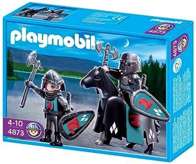 Medieval: tropa de caballeros de Playmobil (4873)