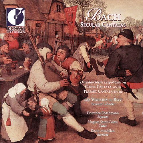 Bach, J.S.: Secular Cantatas