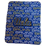 Logo Brands Ucla Classic Fleece, Royal, One Size