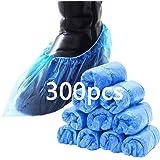 Copriscarpe usa e getta, 300 pezzi, antiscivolo e durevoli, antipolvere e antimacchia, mantengono la stanza/ l'auto/ il tappe