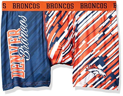 FOCO NFL Wordmark Underwear, Herren, Teamfarbe, X-Large