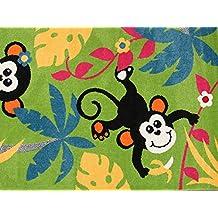 suchergebnis auf amazon.de für: teppich affe - Teppich Kinderzimmer Grun