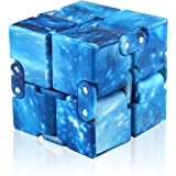 Andux Infinity Cube Fidget Jouet Stress Réducteurs Drôle Doigt Jouets JYMF-01 (#10)