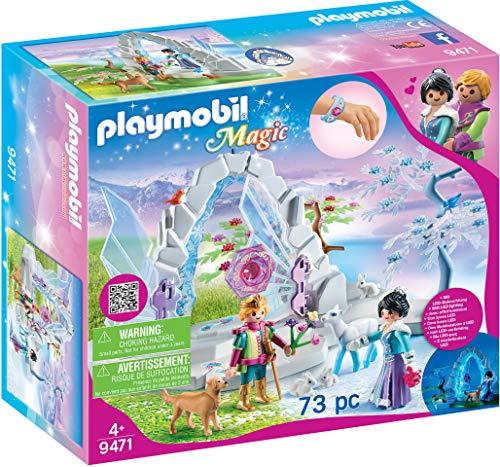 PLAYMOBIL Magic 9471 Portal Cristal Mundo Invierno