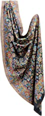 Ekan Pashmina Design Warm & Soft Shawl For Ladies, Gift For Women, 20Gm Pack of 1 (M#2)