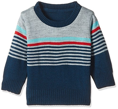 Donuts Baby Boys' Knitwear (268168867_ASSORTED_12M_FS)