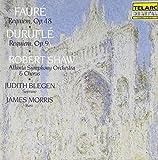 Maurice Duruflé, Gabriel Fauré: Requiem -