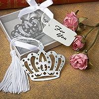 Crown Design Bookmarks: Fairytale Wedding Favors, 36 by Fashioncraft preisvergleich bei billige-tabletten.eu
