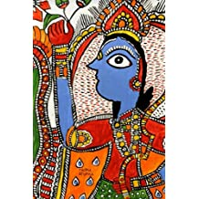 Radha Krishna: 150-page Diary to Record Your Thoughts, Dreams and Contemplations (6 x 9 Inches): Volume 6 (Symbology Series of Writing Journals)