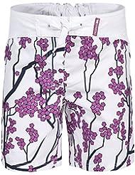 Trespass Mabel Pantalones Cortos, Niñas, Multicolor (Wfa), 5/6
