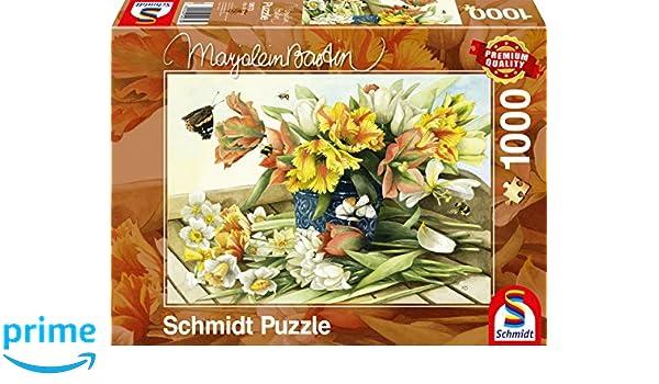 Sommer-Residenz Puzzle Marjolein Bastin 1000 Teile Spiel Deutsch 2017 Puzzles