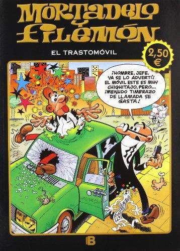 El trastomóvil (Olé! Mortadelo 136): Edición económica por Francisco Ibáñez