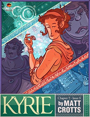 Kyrie #5 (English Edition) por Matthew Crotts