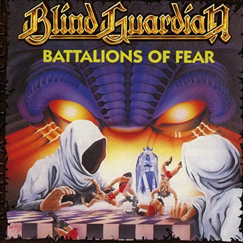 Blind Guardian: Battalions of Fear (Remastered 2017) (Audio CD)