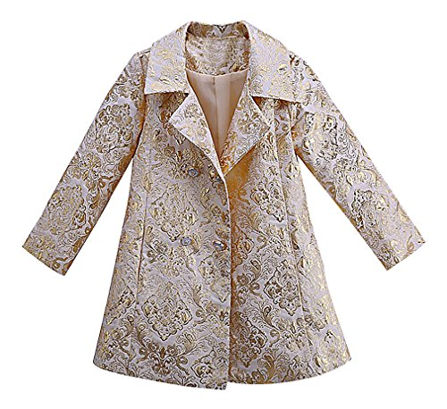 zamot-chaqueta-manga-larga-para-nina-dorado-dorado-5-anos