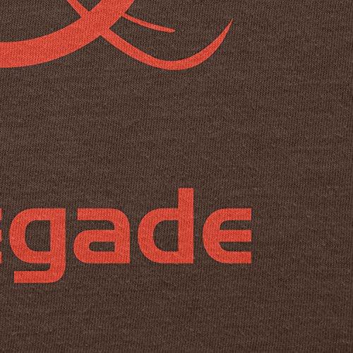 TEXLAB - Renegade - Herren T-Shirt Braun