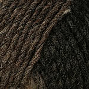 Lana grossa pelote à tricoter medio taille 30 (gris/beige/bleu gris