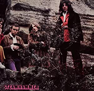 Steamhammer (Replica Gatefold Sleeve)