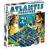 LEGO - 3851 - Jeu de construction - LEGO® Jeux de société - Atlantis Treasure