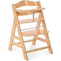 einfach zu montieren,Blue Infant Hochstuhl h/öhenverstellbare Beine Jungen und M/ädchen Stuhl mit abnehmbarem Tablett