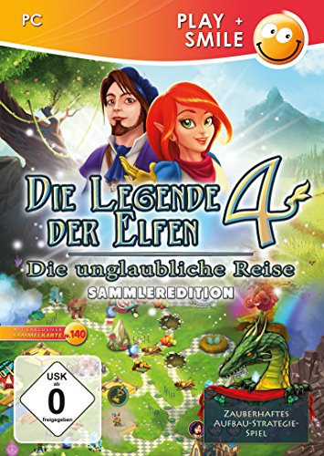 Die Legende der Elfen 4: Die unglaubliche Reise Sammleredition, Standard, [Windows 8]