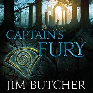 Captain's Fury: The Codex Alera: Book Four