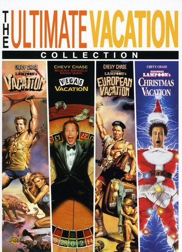 Ultimate Vacation Collection (4pc) / (Ws Gift) [DVD] [Region 1] [NTSC] [US Import] (Ultimate Collection Vacation)